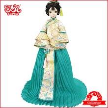 Ограниченная серия, ручная работа, подарок, китайская Модная Кукла, эксклюзивная кукла edtion#99029-4
