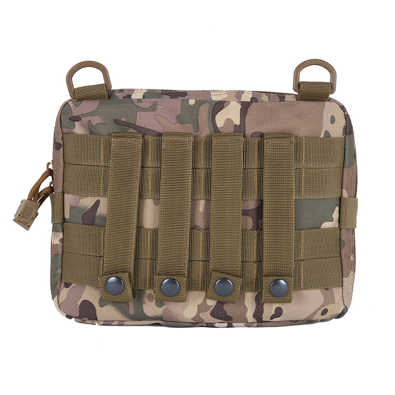 2018 New Outdoor Military MOLLE Pouch Tactical Multi Medical Kit Bag Utility Tool Belt EDC Camping Hiking Hunting Bag nznx