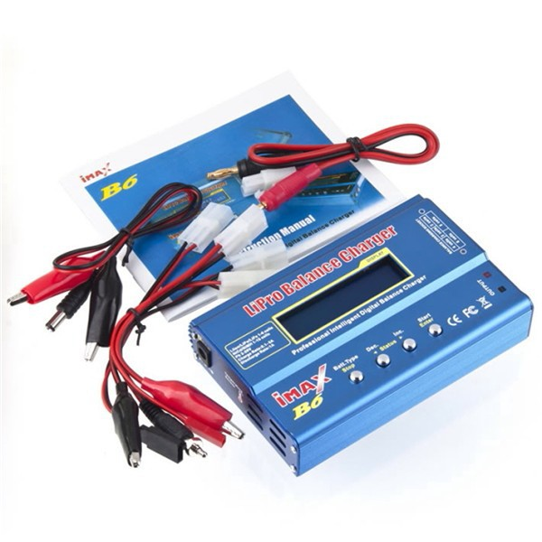 Newest hot sale Good Quality Build Power imax B6 mini Lipro NiMh Li ion Ni Cd