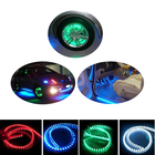 2 PCS Car Auto Decorative Flexible LED Strip 12V 48CM Car LED Daytime Running Light Car LED Strip Light DRL car-styling