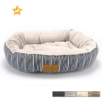 Pet Products Dog Beds For Small Large Medium Dogs Puppy Cats Dog Bed Kennel House Sofa Mat Cat Bench Blanket K9 Sleep COO42 43