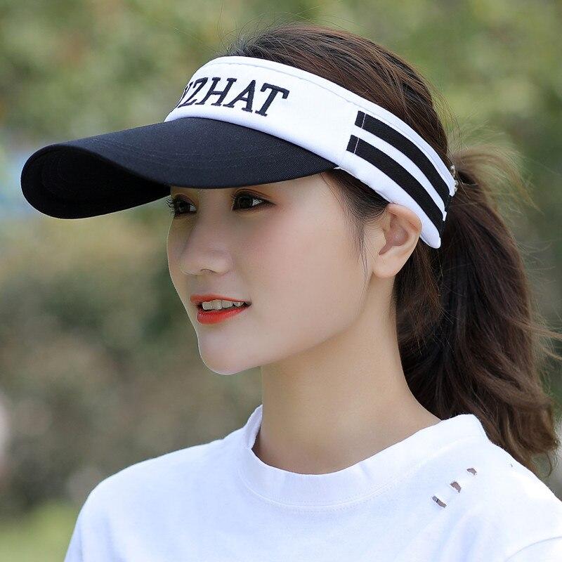 Kagenmo летняя Мужская Женская теннисная кепка без короны солнцезащитная Кепка бейсболка с козырьком - Цвет: H