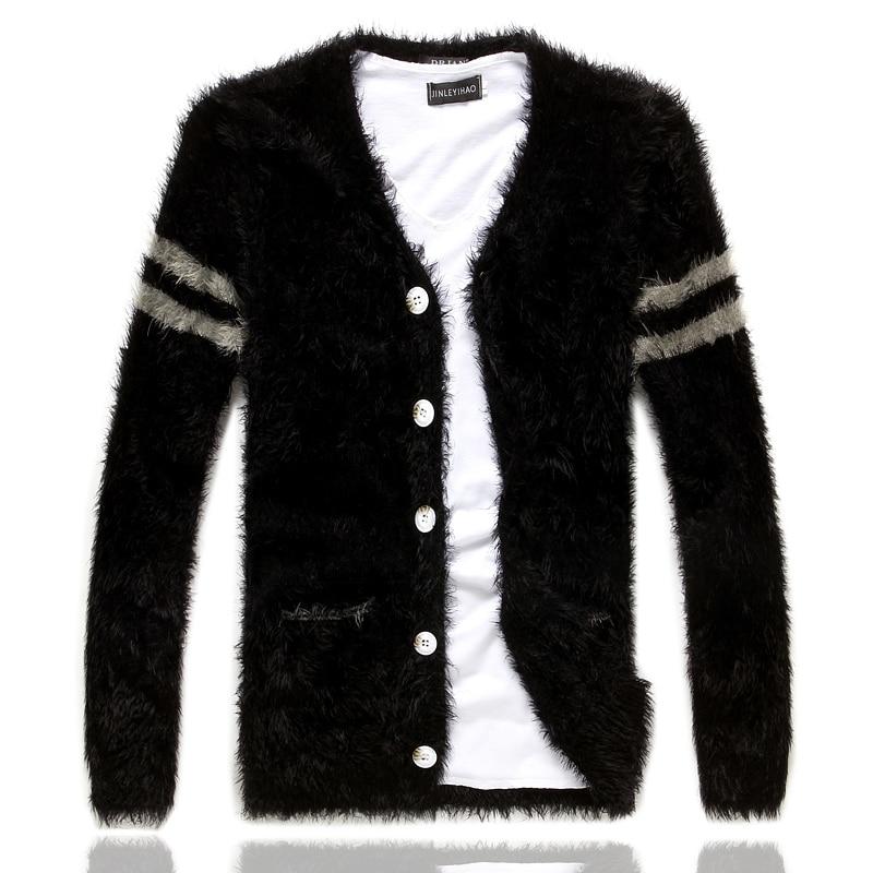 2019 Neue Winter Männer Mode Boutique Casual Strickjacke Pullover Männlichen Strickwaren Jacken Männer Bequeme Warme Business Pullover Mäntel SchöNer Auftritt