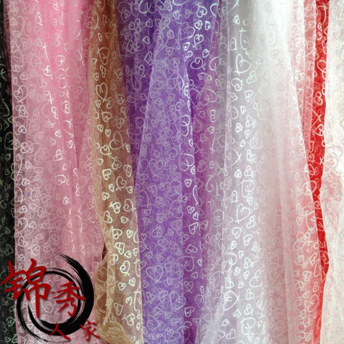 Net yarn wedding outfit flowers flower decoration decoration net yarn wedding outfit flowers flower decoration decoration material yingwang gauze dress screens tire diy manual net yarn in fabric from home garden on junglespirit
