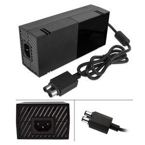 "Image 5 - 220W עבור Xbox אחד Xbox 1 אספקת חשמל, AC מתאם החלפת מטען w/כבל בריק מתקדם השקט גרסה 100 240V ארה""ב Plug"