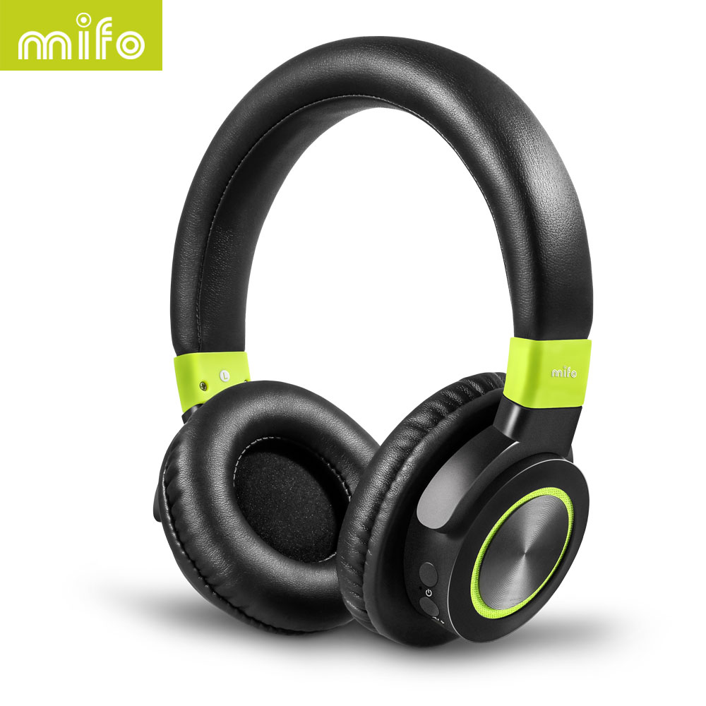mifo F2 Active Noise Cancelling Wireless Bluetooth Headphones Wireless Headset With Mic mf2300 f2