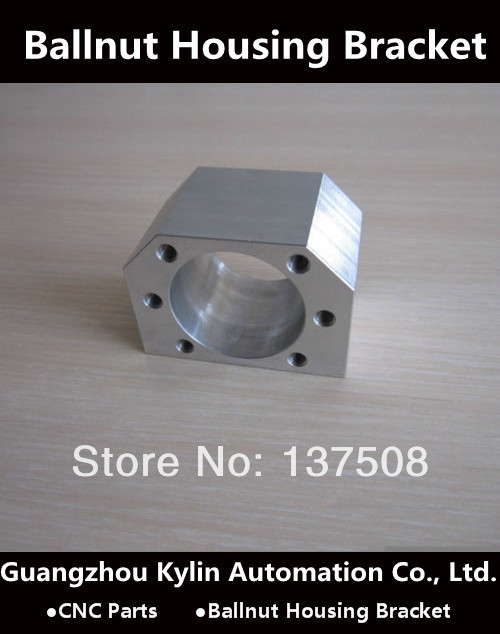 Best Price! 1 PCS SFU3205 SFU3210 Ball nut Housing,ballnut housing bracket for 3205 3210 Ballscrew Ballnut CNC best price 5pin cable for outdoor printer