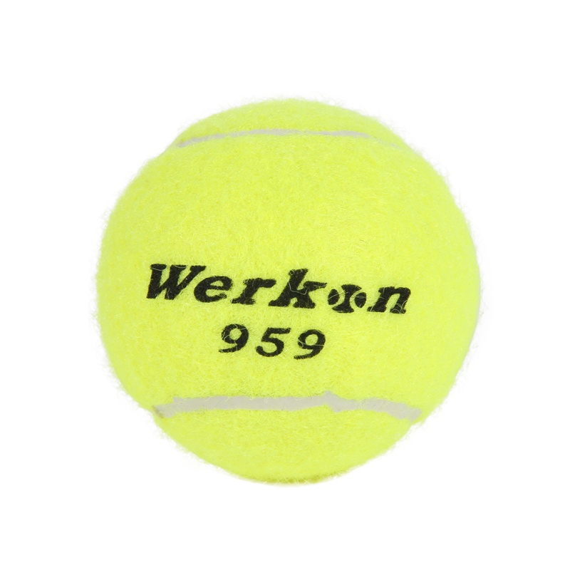 Men Women Elastic Rubber Band Tennis Training Ball For Training Beginner Tennis Trainer