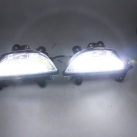 Turn Signal Light And 12V Car LED Light DRL Daytime Running Lights Accessories For MAZDA 3