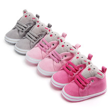 Hot Sale Newborn Baby Girls Boys Shoes Infant Toddler Cartoon Moccasins Casual First Walkers Booties Soft Sole Sneaker