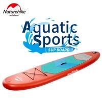Brand NatureHike 370*78*15cm 11 feet inflatable sup board stand up paddle board surf board surfboard inflatable boat aid kits