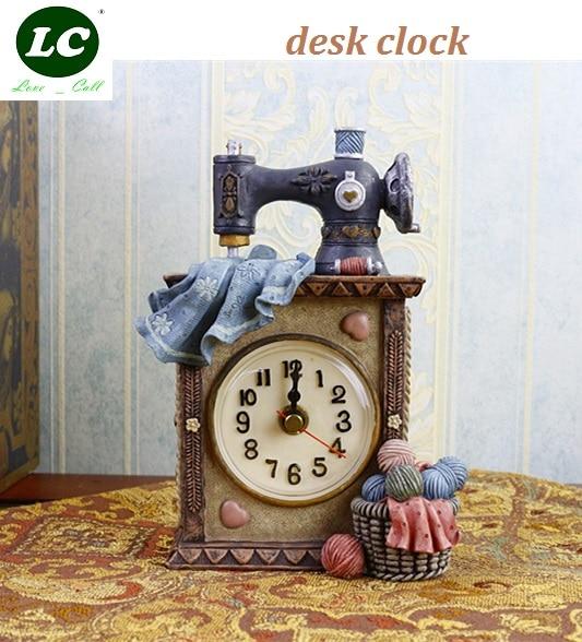 Horloge classique bureau horloge salon bureau table horloge muet pendule enfants/étudiant art cadeau originalité artisanat