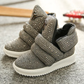 Brand Children Shoes Boys Girls Casual Sneakers Kids Fashion Sports Shoes Hot High Top Boots Kids sneakers tx0838