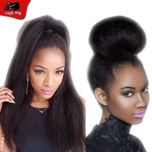 Yaki straight 360 lace band brazilian straight human hair pre plucked natural hairline 360 lace frontal closure