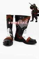 Final Fantasy X FF10 AURON Cosplay Botas Cosplay shoes Custom Made