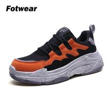 Fotwear Men Sneakers Shoes man City fashion style Gym workout Good breathability and comfort a lightweight feel as you wear