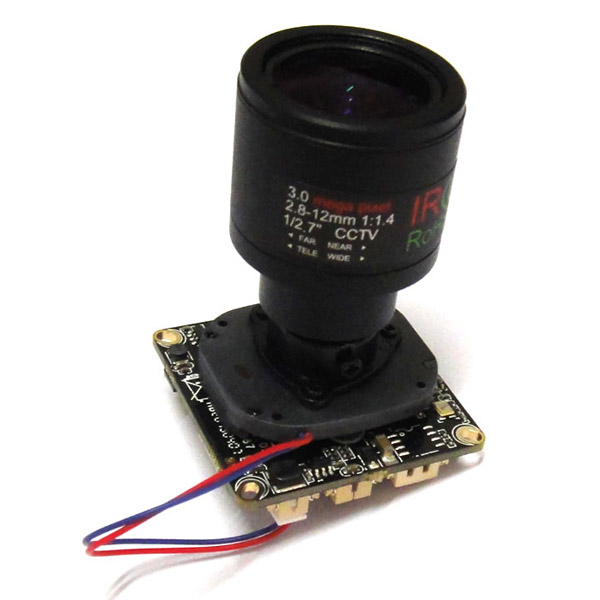 HD CCTV 720P 1mp IP Camera Module PCB Main Board 1.0 Megapixel Onvif P2P H.264, 2.8-12mm 3mp lens hd cctv 720p 1mp ip camera module pcb main board security 1 0 megapixel onvif p2p cs lens ip cable ircut