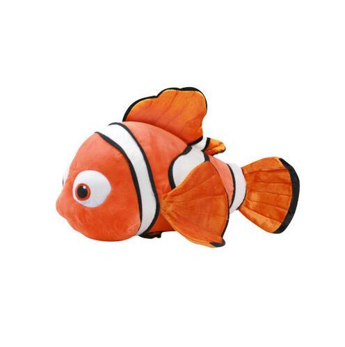 Anime Finding Dory Plush Toys 35cm Kawaii Finding Nemo Clown Dory Fish Stuffed Toys With Sucker