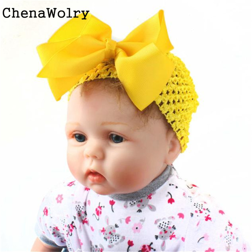 Casual 2017 New Hot Sales Attractive Luxury Girl Boy Infant Toddler Knitting Wool Crochet Hat Soft
