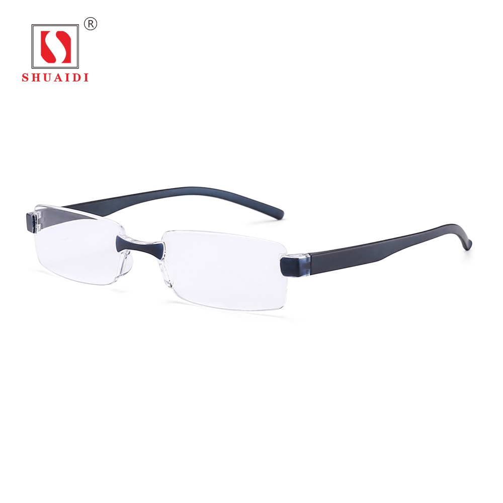 b35997bcc1c7 Detail Feedback Questions about TR90 Ultralight Anti Blue Light Glasses  Tough Reading Glasses Men Women HD Lens Black Presbyopic Eyeglasses Without  Case ...