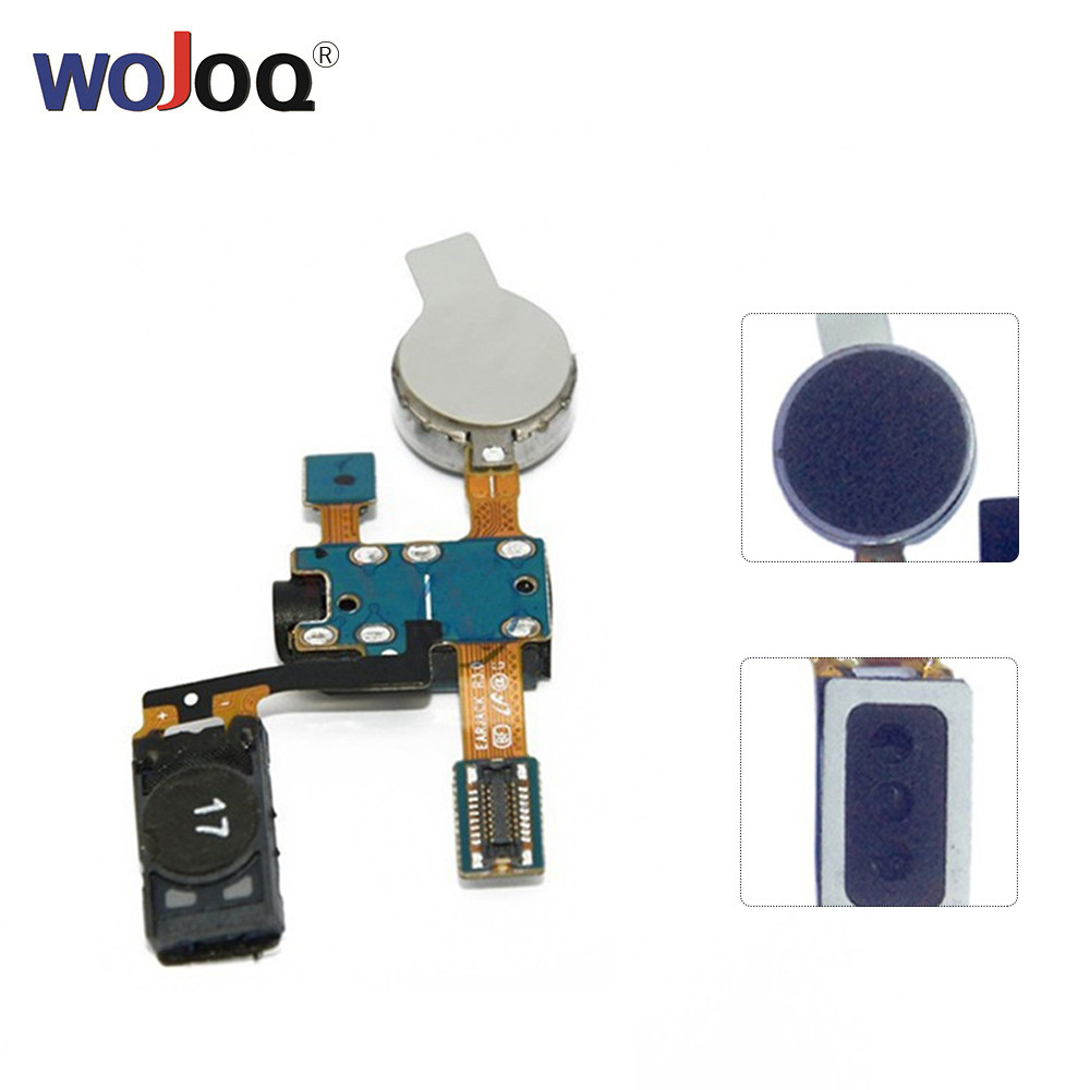 New Earpiece For Samsung S2 I9100 Speaker Earphone Audio Jack Flex Cable Replacement Repair Parts
