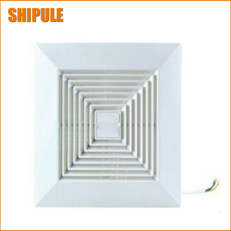 Ventilatie fans geïntegreerde plafond ventilator keuken ventilator ...