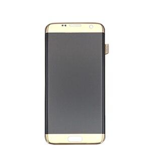 Image 4 - 삼성 갤럭시 S7 가장자리 LCD 디스플레이 G935 G935F 터치 스크린 디지타이저 어셈블리 교체 100% 테스트