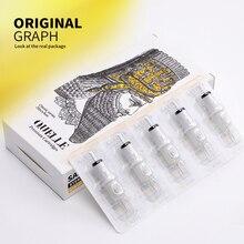 QUELLE Tattoo Needles Revolution Cartridge Round Liner #10 (0.30mm needle) RC1003RL RC1005RLRC1007RL RC1009RL RC1014RL 20 pcs кофточка quelle quelle 752944