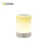 L7 Smart Night Lamp Deep Stereo Bass Wireless Bluetooth Speaker FM Audio Player Music Loudspeaker Colorful