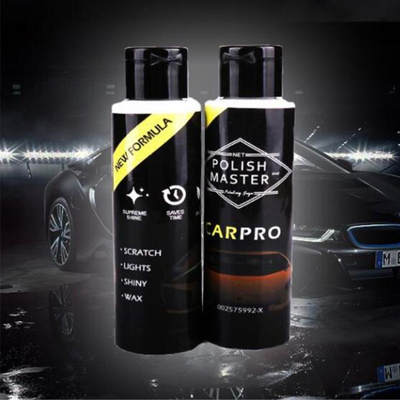 CarPro Polish Master Paint Care Car Liquid Glass Ceramic Car Coating Car Polish Auto Detailing Paint Care Drop Shipping