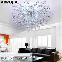 Modern ceiling lights for living room acrylic aluminum body LED ceiling Lamp Plafonnier Led Moderne Kitchen Lamp Modern Light