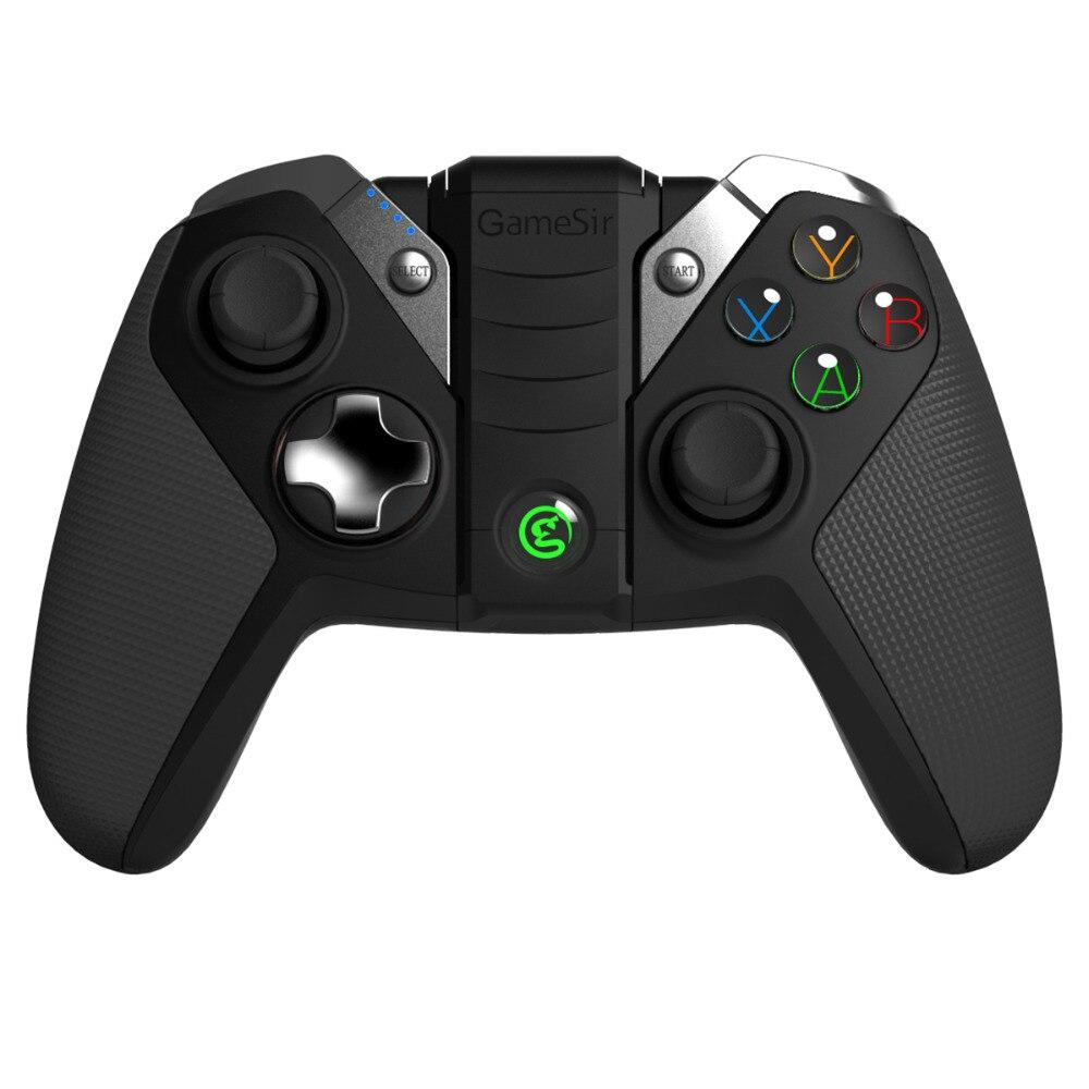 GameSir G4s Bluetooth Gamepad für Android TV BOX Smartphone Tablet 2,4 Ghz Wireless Controller für PC VR Spiele (CN, UNS, ES Post)