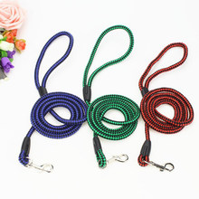 Durable Strong Pet Walking Training Leash Nylon Dog Leashes For Small Medium Large Dogs Collar Lead Strap Belt Cats Dogs Harness(China)