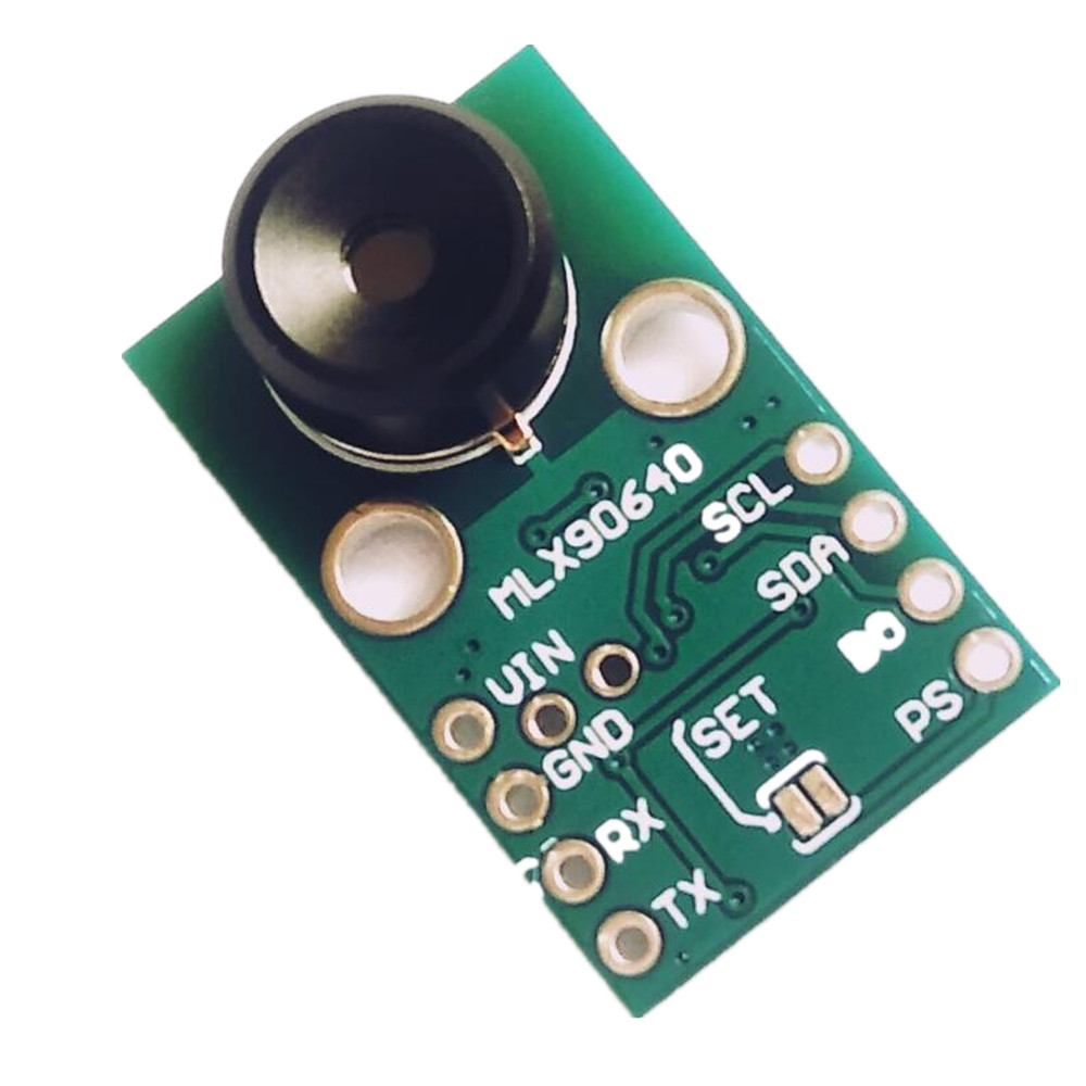 MLX90640 GY MCU90640 MLX90640 IR 32 24 Infrared temperature measuring dot matrix sensor Thermal imager module