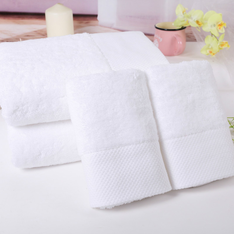 3pcs Premium Towel Set Luxury Hotel Spa Quality 100 Cotton for Maximum Softness and Absorbency Thick