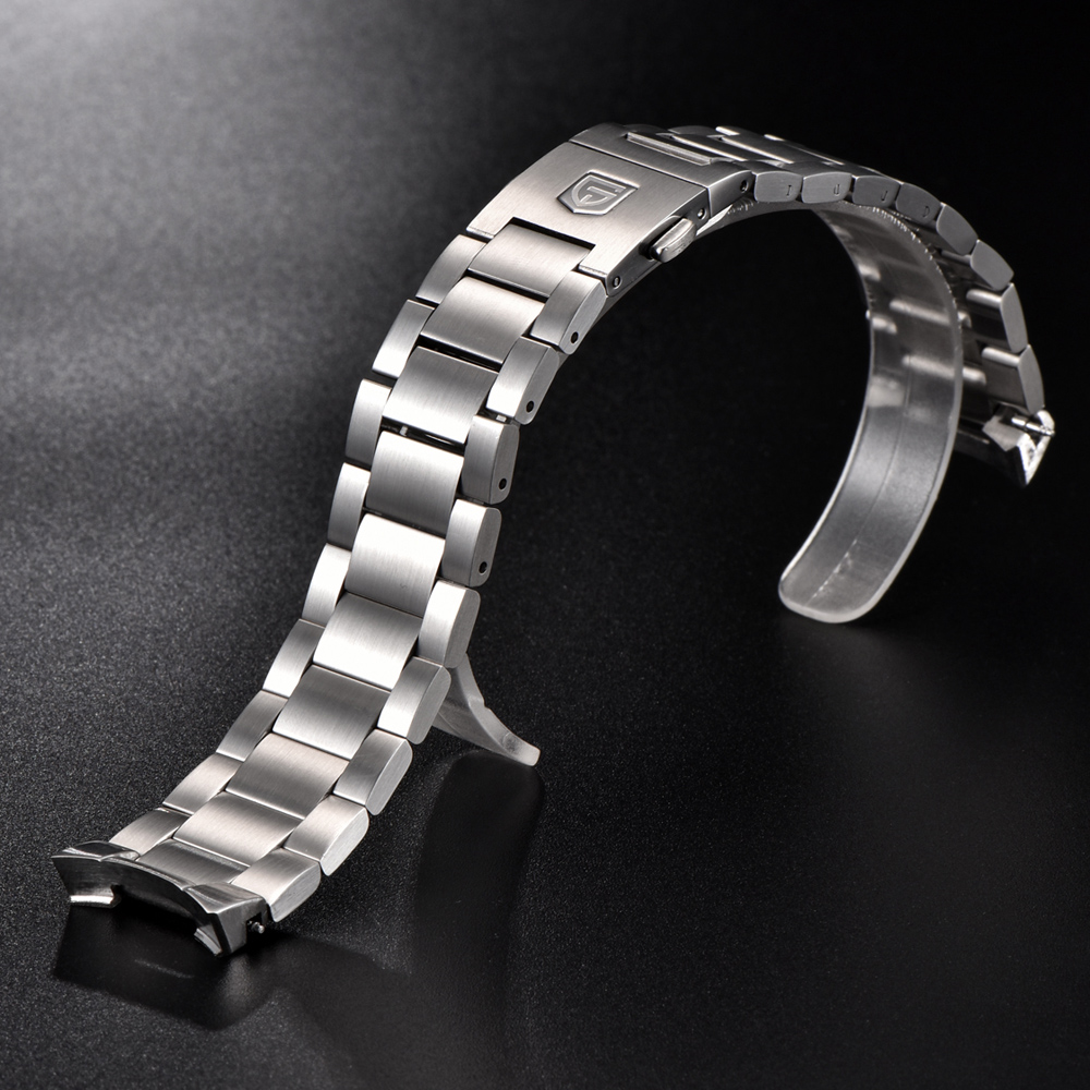 2494C 2764 Series Stainless Steel Strap Universal Link