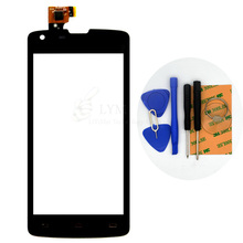 Black TP for Philips Xenium W8510 4.7″ Touch Screen Digitizer Glass Panel Replacement Part No LCD Display Free Shipping+Tools