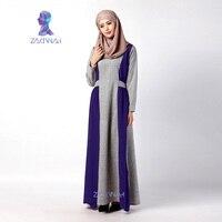 High quality women abaya hot sale turkish islamic clothing popular long sleeve muslim women dress pictures