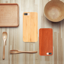 Hard Natural Bamboo Phone Cases For Samsung And iPhone