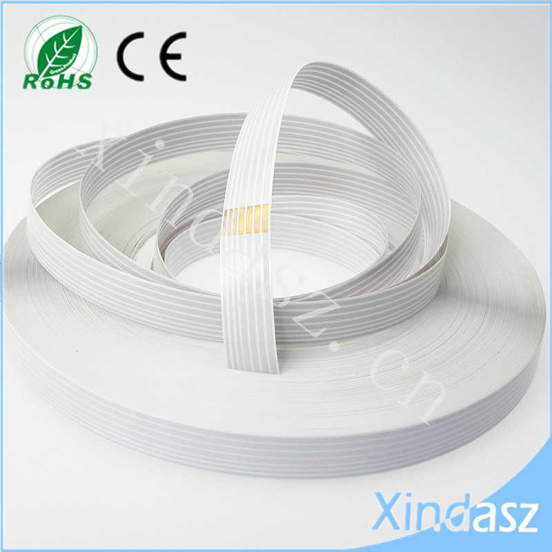 High quality 7pin 0.2mm thickness 15mm width 1 meter long Power Ribbons airbag FFC cable high quality clock spring oem b5567 jd00a b5567jd00a spiral cable airbag sub assy for versa 350z qashqai pathfinder