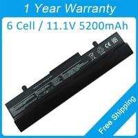 New 5200mah Laptop Battery AL31 1005 AL32 1005 TL31 1005 For Asus Eee PC Eee PC