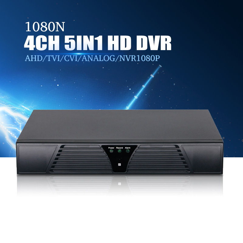 YiiSPO 4CH 1080N TVI CVI AHD5in1 DVR 8CH 1080P NVR Video Recorder AHD DVR For AHD/Analog Camera IP Camera P2P onvif Xmeye APP 4 in 1 ir high speed dome camera ahd tvi cvi cvbs 1080p output ir night vision 150m ptz dome camera with wiper