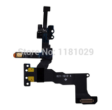 10pcs/lot For Apple iphone 5C Front Camera And Sensor Flex Cable Ribbon Assembly Free shipping