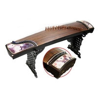 Guzheng Paulownia Wood Professional Teaching Openwork Carving Pattern
