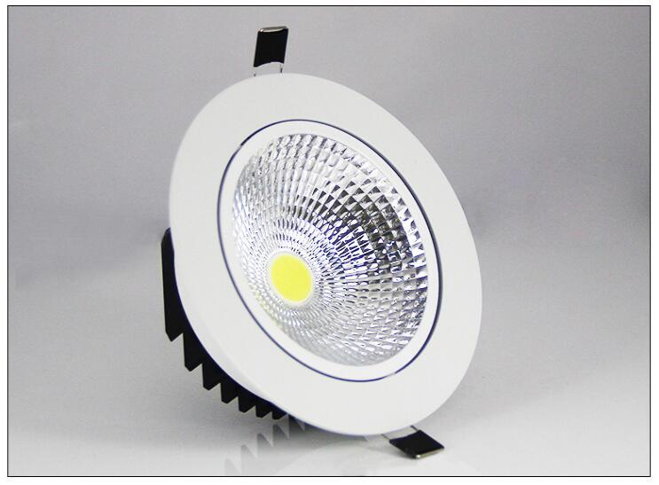 Downlights w 12 w recesso luzes Interruptor : Interruptor Liga / Desliga
