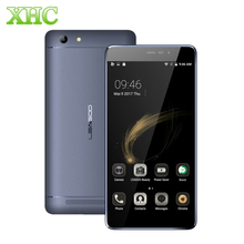LEAGOO origine Requin 5000 WCDMA 3G Mobile Téléphone 1 GB + 8 GB 5000 mAh 5.5 inchAndroid 6.0 MTK6580A Quad Core 8MP + 13MP OTG Smartphone