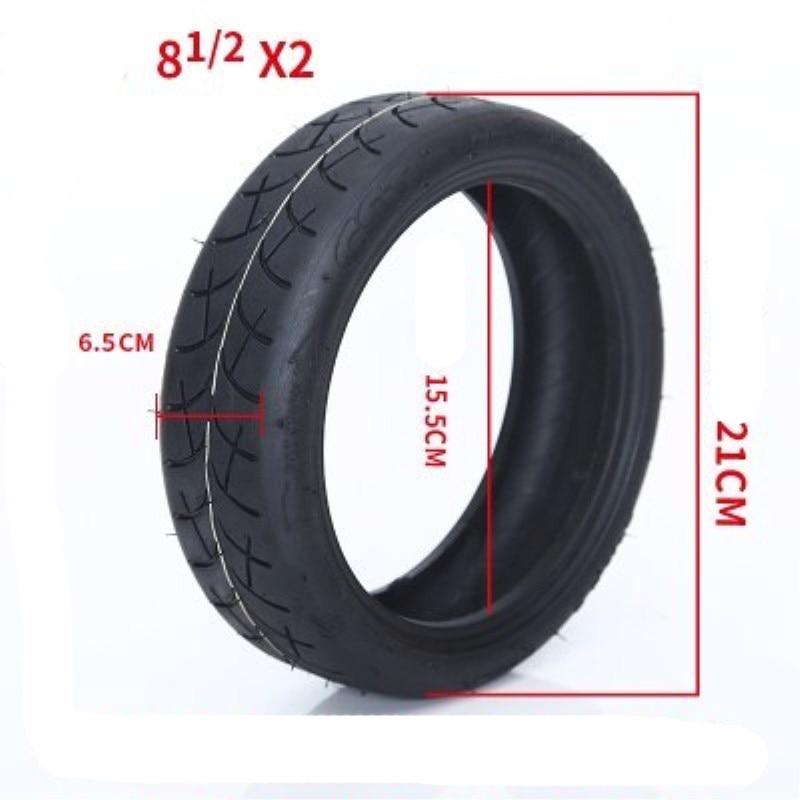 m365, skate elétrico 8.5, pneu, tubo interno,