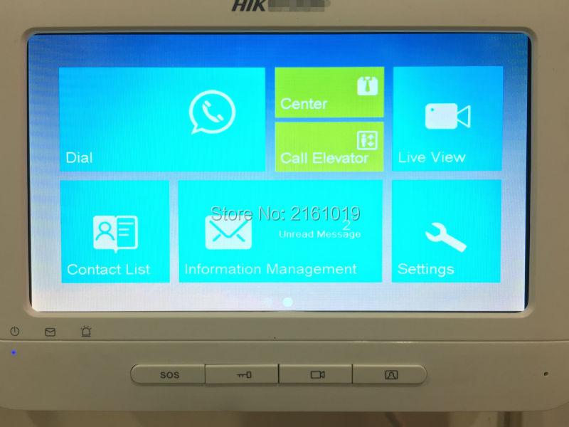 Hikvision Video Intercom DS-KH6310-WL Indoor Video