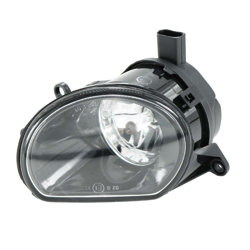 For Audi Q7 2007 2008 2009  Right Side Front Halogen Bumper Fog Lamp Fog Light купить ауди q 5 2009