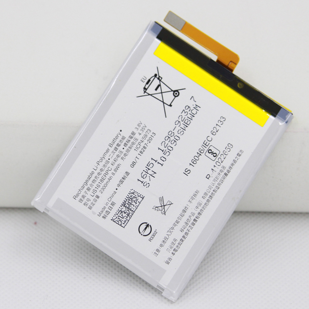 2300mAh LIS1618ERPC Battery for Sony Xperia XA F3111 F3112 E5 F3116 F3115 F3311 F3313 Battery Replacement With Tools2300mAh LIS1618ERPC Battery for Sony Xperia XA F3111 F3112 E5 F3116 F3115 F3311 F3313 Battery Replacement With Tools